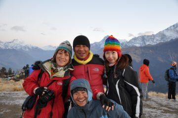 trekking pokhara