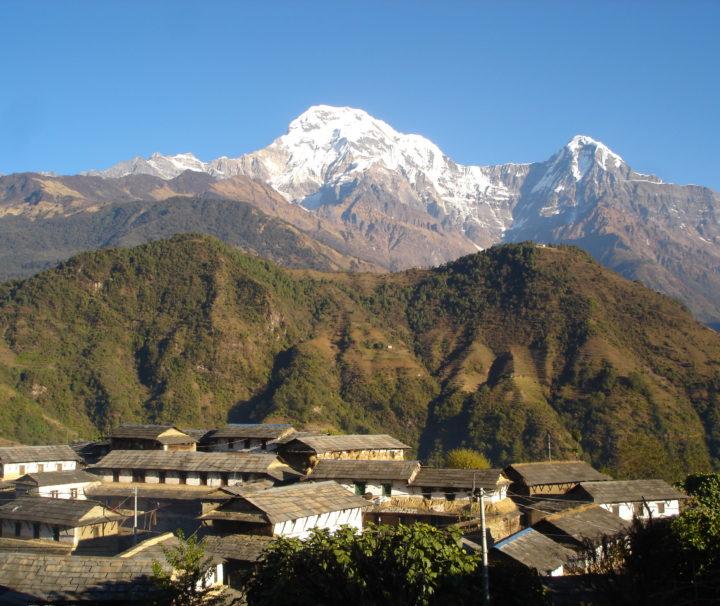 trekking in pokhara nepal