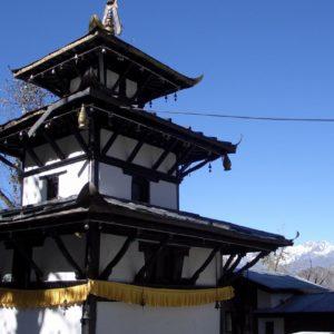 Road jeep tour to jomsom/Muktinatha trekking in pokhara