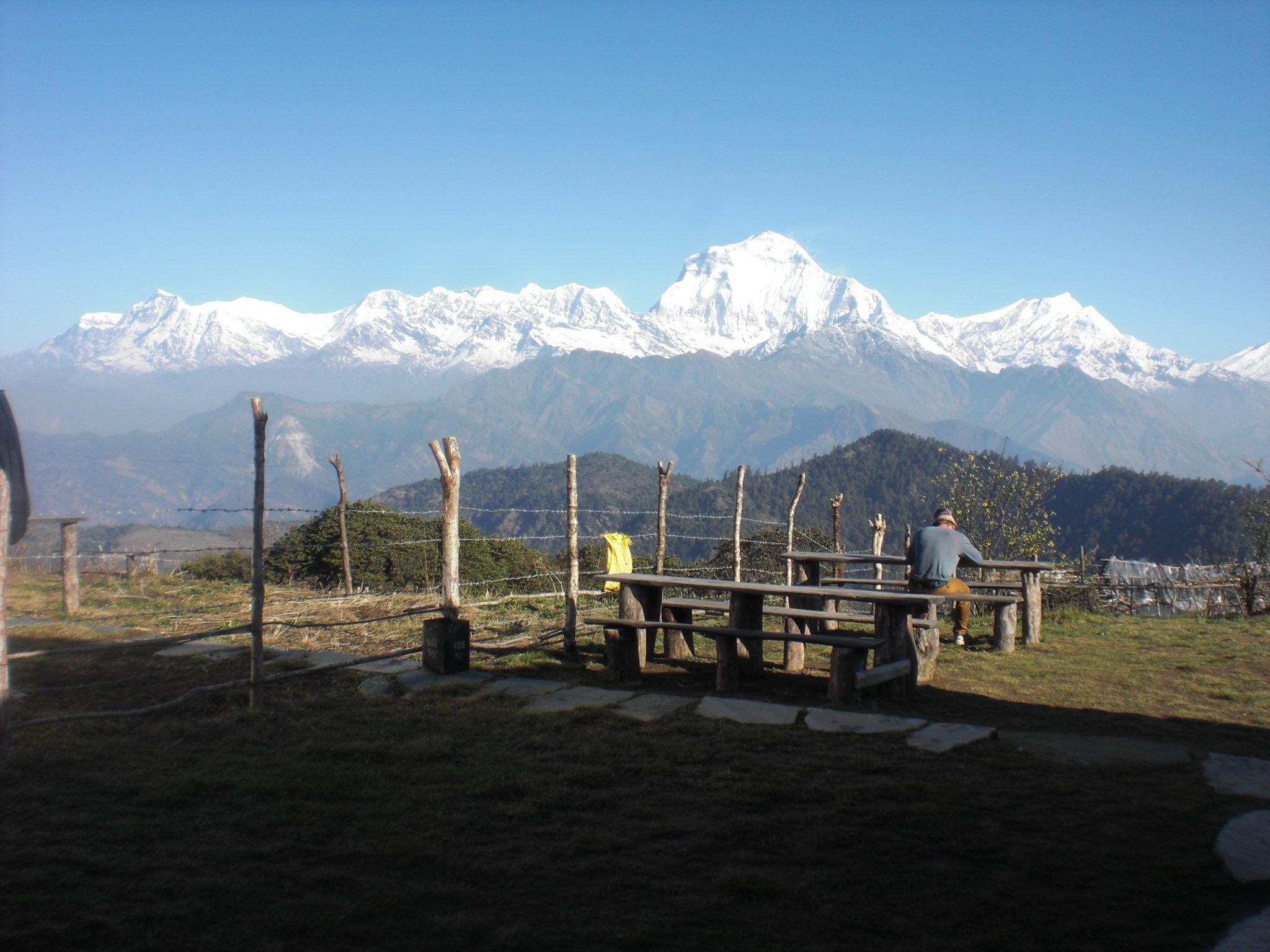 Sarangkot Pokhara Nepal