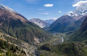 trekking from pokhara