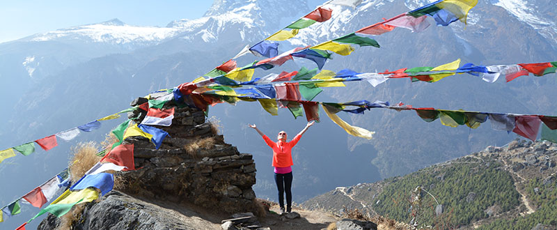 trekking in pokhara trail